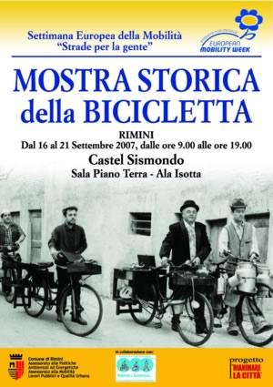 Mostra storica della Bicicletta 2007