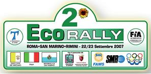 Ecorally logo
