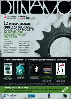 Manifesto Ecomondo in Città 2008
