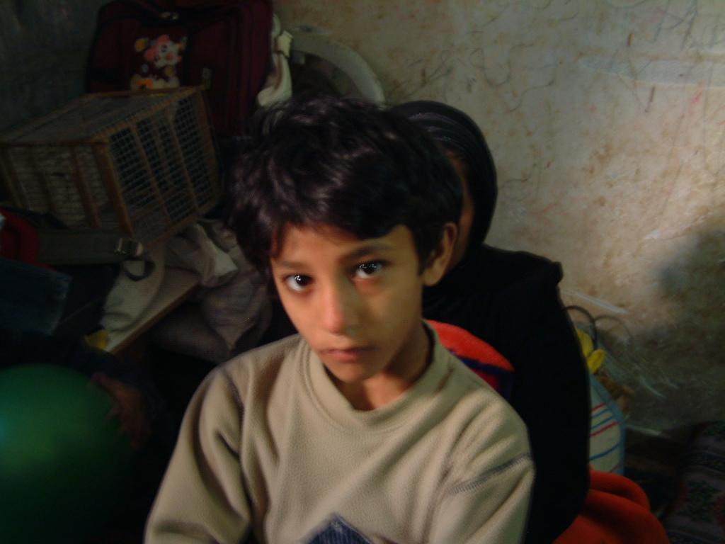 missione palestina gaza andrea zanzini 2004