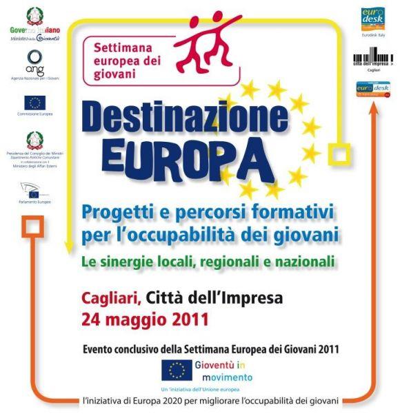 settimana europea giovani cagliari 2011 - Andrea Zanzini Portfolio