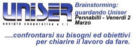 Uniser cooperativa Sociale Facilitazione Andrea Zanzini