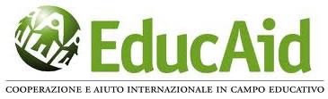 educaid logo per facilitazione educatori palestinesi
