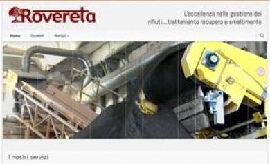 Rovereta.com Gestione, trattamento, recupero e smaltimento dei rifiuti - Andrea Zanzini Portfolio