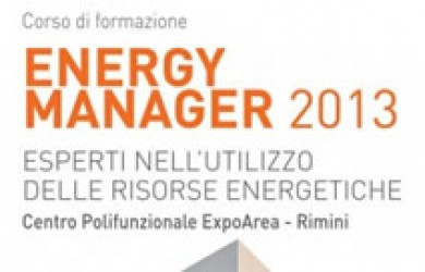 corso formazione energy manager ecoarea Andrea zanzini