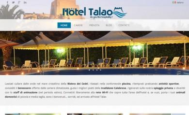webdesign rimini hotel booking prenotazione lingue straniere