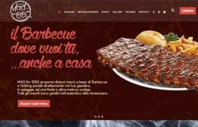 webdesign rimini madforbbq barbecue domicilio zanzini