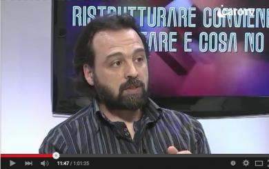 andrea zanzini intervista ristrutturare sassoerminia meptropolis icaro tv
