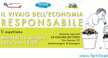economia responsabile cross sharing fertilization profit no-profit