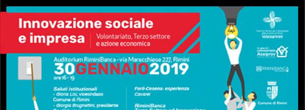 innovazione sociale e impresa volontarimini