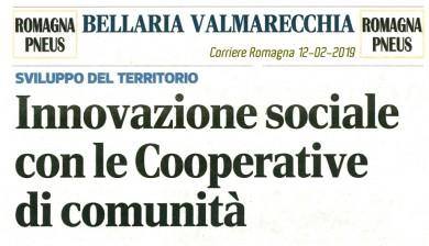 cooperative comunità innovazione sociale