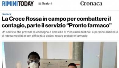 Pronto Farmaco_La Croce Rossa in campo per combattere il contagio