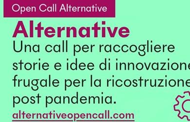 alternative frugal innovation social open call