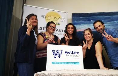 appenninol'hub vince welfarecheimpresa 2021